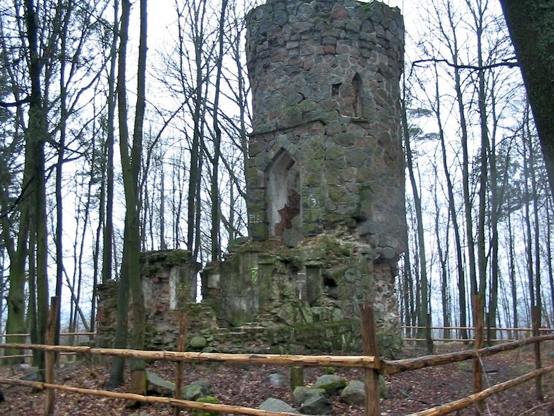 Wieża Bismarcka Srokowo