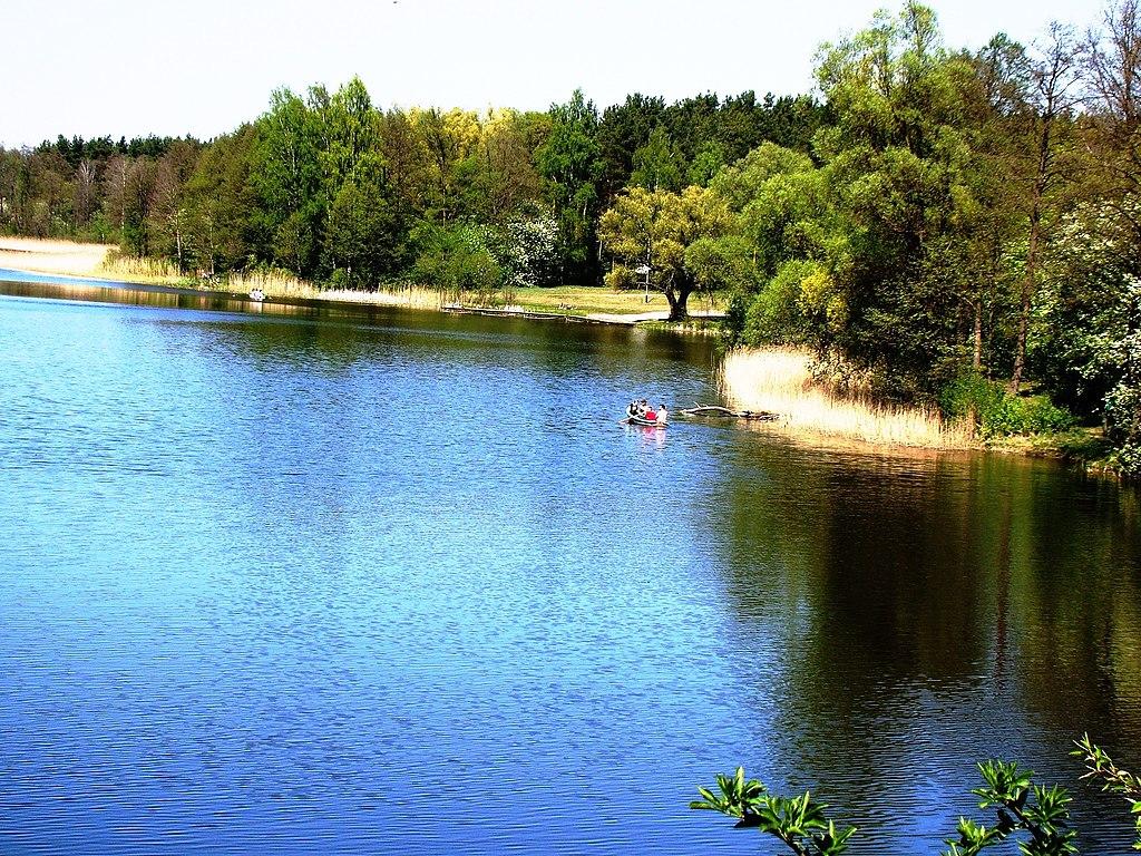 Jezioro Jędzelewo